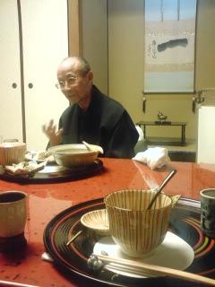 12月14日(金)京都にて山折先生と対談をする